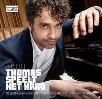 Cover  - Thomas Vanderveken - Thomas speelt het hard