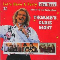 Cover  - Thommy's Oldie Night