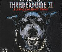 Cover  - Thunderdome II - Judgement Day