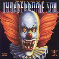 Cover  - Thunderdome VIII - The Devil In Disguise