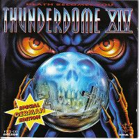 Cover  - Thunderdome XIV - Death Becomes You