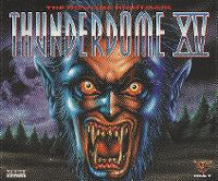 Cover  - Thunderdome XV - The Howling Nightmare