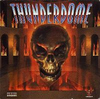 Cover  - Thunderdome XX