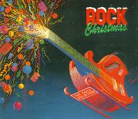 Cover  - Time Life: The Rock Collection - Rock Christmas