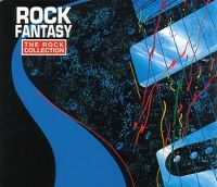 Cover  - Time Life: The Rock Collection - Rock Fantasy