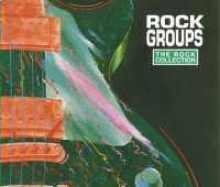 Cover  - Time Life: The Rock Collection - Rock Groups