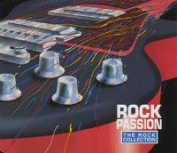 Cover  - Time Life: The Rock Collection - Rock Passion