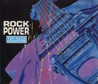 Cover  - Time Life: The Rock Collection - Rock Power