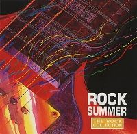 Cover  - Time Life: The Rock Collection - Rock Summer