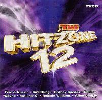 Cover  - TMF Hitzone 12