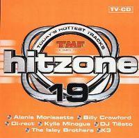 Cover  - TMF Hitzone 19