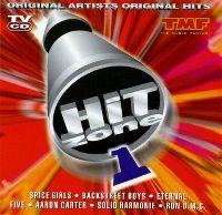 Cover  - TMF Hitzone 1