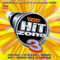 Cover  - TMF Hitzone 3