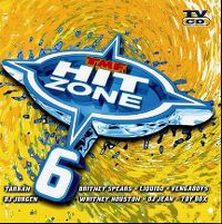 Cover  - TMF Hitzone 6