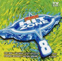 Cover  - TMF Hitzone 8