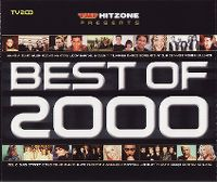 Cover  - TMF Hitzone Best Of 2000