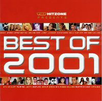 Cover  - TMF Hitzone Best Of 2001