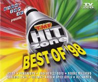 Cover  - TMF Hitzone Best Of '98