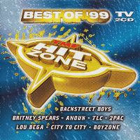 Cover  - TMF Hitzone Best Of '99