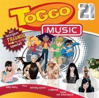 Cover  - Toggo Music 21