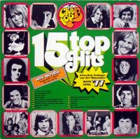 Cover  - Top 13 (77/2) 15 Top Hits März / April '77