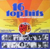 Cover  - Top 13 (79/4) 16 Top Hits Juli/August '79