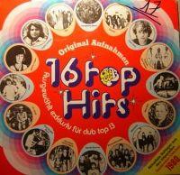 Cover  - Top 13 (80/5) 16 Top Hits September / Oktober 1980