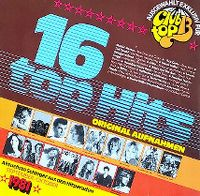 Cover  - Top 13 (81/5) 16 Top Hits September / Oktober 1981