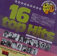 Cover  - Top 13 (81/6) 16 Top Hits November / Dezember 1981