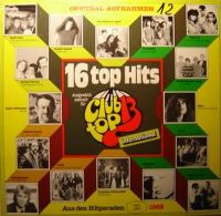 Cover  - Top 13 (82/3) 16 Top Hits Mai / Juni 1982
