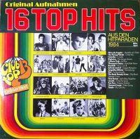 Cover  - Top 13 (84/2) 16 Top Hits März / April 1984