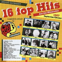 Cover  - Top 13 (87/5) 16 Top Hits September / Oktober 1987