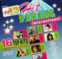 Cover  - Top 13 (92) Hit Parade International 3/92