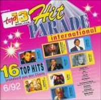 Cover  - Top 13 (92) Hit Parade International 6/92
