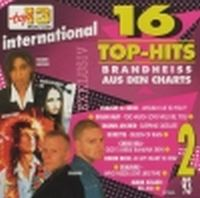 Cover  - Top 13 (93) 16 Top-Hits brandheiss aus den Charts 2/93