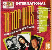 Cover  - Top 13 (94) 18 Top Hits brandheiss aus den Charts 6/94