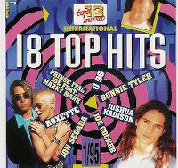 Cover  - Top 13 (95) 18 Top Hits aus den Charts 1/95