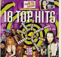 Cover  - Top 13 (95) 18 Top Hits aus den Charts 3/95