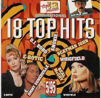 Cover  - Top 13 (95) 18 Top Hits aus den Charts 5/95