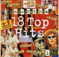 Cover  - Top 13 (96) 18 Top Hits aus den Charts 1/96