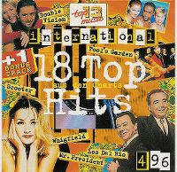Cover  - Top 13 (96) 18 Top Hits aus den Charts 4/96