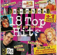 Cover  - Top 13 (96) 18 Top Hits aus den Charts 5/96