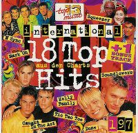 Cover  - Top 13 (97) 18 Top Hits aus den Charts 1/97