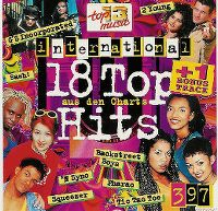 Cover  - Top 13 (97) 18 Top Hits aus den Charts 3/97