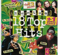Cover  - Top 13 (97) 18 Top Hits aus den Charts 4/97