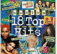 Cover  - Top 13 (97) 18 Top Hits aus den Charts 6/97