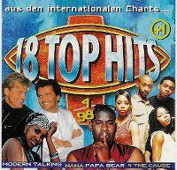 Cover  - Top 13 (98) 18 Top Hits aus den Charts 4/98