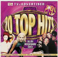 Cover  - Top 13 (99) 20 Top Hits aus den internationalen Charts 2/99