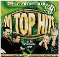 Cover  - Top 13 (99) 20 Top Hits aus den internationalen Charts 3/99