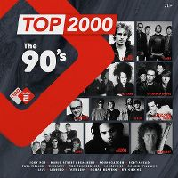 Cover  - Top 2000 - The 90's